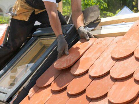 Arlington and Fairfax VA roofers